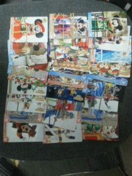 ディズニーリゾートコレクションカード60枚詰め合わせ福袋