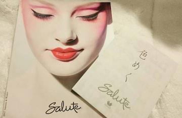 Wacoal/ワコール/Salute/サルート 2017年秋冬カタログパンフレット ポスター小冊子