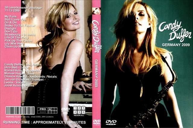 キャンディダルファー in GERMANY 2009  < CD/DVD/ビデオの