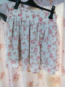 ARROW アロー  花柄スカート