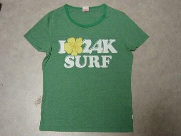 24KARATS 24カラッツ Tシャツ