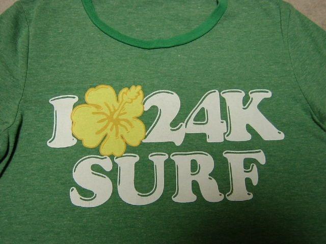 24KARATS 24カラッツ Tシャツ < 女性ファッションの