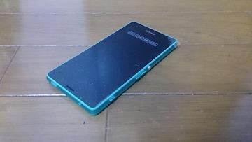 即落/即発!!新品未使用 SO-02G Xperia Z3 compact グリーン