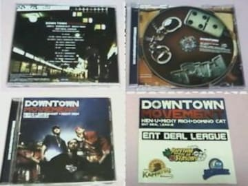 《DOWNTOWN MOVEMENT》KEN-UレゲエMICKY RICH DOMINO-KAT REGGAE