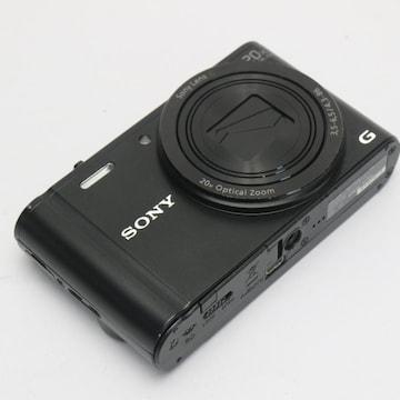 ●安心保証●美品●DSC-WX300 Cyber-shot ブラック●