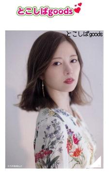 乃木坂46 白石麻衣 A-4 生写真 2020年10月 卒業 WebShop限定