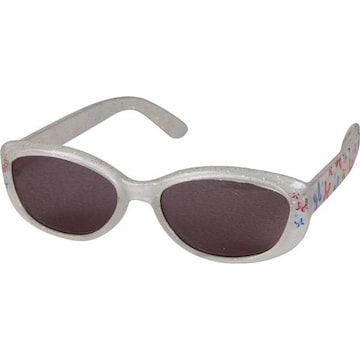 キッズサングラス UV400 JK-107-1 ホワイト