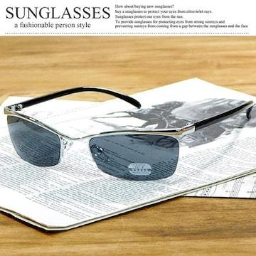 送料無料 サングラス メンズ オラオラ系 ヤンチャ系 UVカット チョイ悪 ブロー 伊達眼鏡