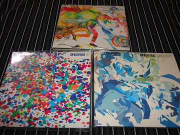 SPECIFICS/THINK TWICE 国内盤アルバム3枚セット(スペシフィクス