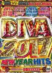 ♪送料無料♪ ディーバ 2017 NEW YEAR HITS 4枚組♪