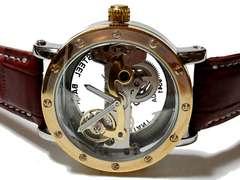 【新品/未使用】SHENHUA トルゥービヨンド 自動巻き 腕時計