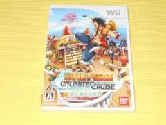 Wii★ワンピース アンリミテッドクルーズ エピソード1