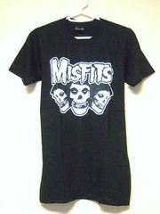 ★Misfits★ミスフィッツ★スカル★プリントTシャツ★新品★