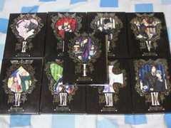 DVD 黒執事 完全生産限定版全9巻 小野大輔 坂本真綾