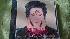YELLOW MONKEY「THE NIGHT SNAILS AND PLASTIC BOOGIE」吉井和哉