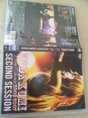 《倖田來未/ライブツアー2006-2007》【DVD2枚組】