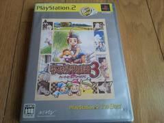 PS2☆牧場物語3ハートに火をつけて☆ロープレ。