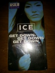 ICE☆GETDOWNGETDOWNGETDOWN♪CDシングル美品◇