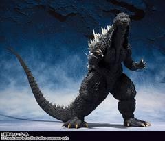 ☆S.H.MonsterArts ゴジラ (2002) 新品・未開封