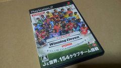 PS2☆Jリーグウイニングイレブン2008クラブチャンピオンシップ☆