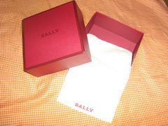 バリーの箱のみ120g*家0417送料¥205
