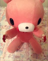 グル〜ミ〜の大きいぬいぐるみ 森チャックスGP☆新品 ピンク