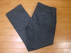 英国 TED BAKER テッドベーカー スラックス パンツ W38