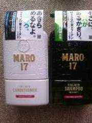 MARO17[マイルドウォッシュシャンプー&スカルプコンディショナー]セット/6480円相当