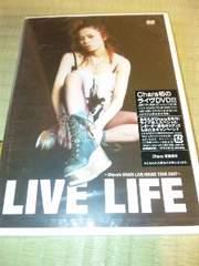 未開封ライヴDVD,Chara(チャラ)LIVE LIFE
