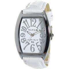送料無料!フランク三浦 メンズ 腕時計 FM00IT-SVWH