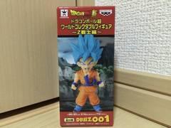 ドラゴンボール超 コレクタブルフィギュア Z戦士編 孫悟空