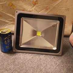 省エネLED投光器 50W仕様 看板灯 複数可