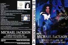 ≪送料無料≫マイケルジャクソン FABULOUS LIFE OF 2003