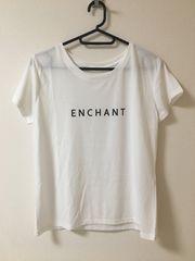 新品未使用 ホワイトTシャツ L