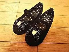 未使用☆16�a☆女の子用☆靴☆