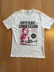 ヒステリックグラマー Tシャツ 半袖 白 L