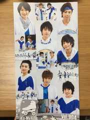 Kis-My-Ft2 会報4