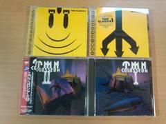 TMN CD4枚セット★「CLASSIX 1&2」「COLOSSEUM 1&2」
