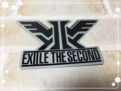 EXILE THESECOND☆野外用ステッカー