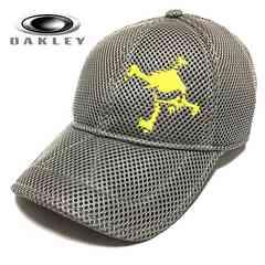 【新品】OAKLEY オークリー スカル ゴルフ キャップ 帽子 O3