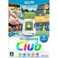 WiiU》Wii Sports Club [176000075]