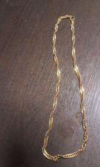 K18 ネックレス  40�p 中古品