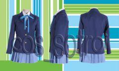 けいおん! 桜が丘女子高等学校制服◆コスプレ衣装