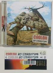 (CD)COOLON/クーロン☆NO STEREOTYPE★帯付き♪即決♪