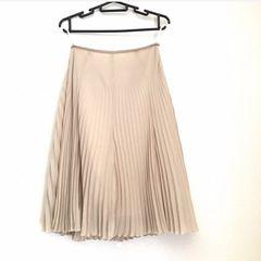 KORET 清楚 上品なプリーツスカート