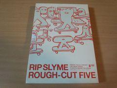 RIP SLYME DVD「ROUGH-CUT FIVE」リップスライム●