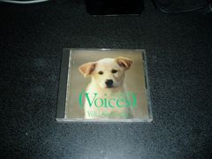 CD「葛城ユキ/VOISES in green」88年盤