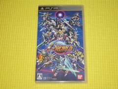 PSP★即決★SDガンダム ジージェネレーション ワールド
