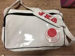 【未使用】全日本空手道*スポーツバッグ