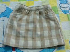 babygap★女の子★冬スカート(裏地付)★110cm